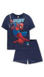 Летние комплекты-пижамы для мальчиков, C&A Cunda