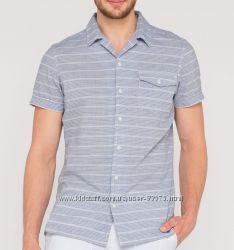 Хлопковая рубашка C&A