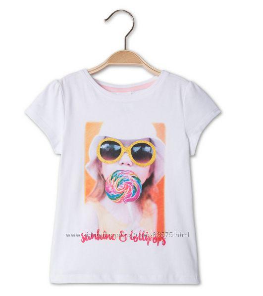 Фирменная футболка C&A Lollipops