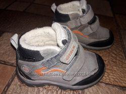 Термо ботинки Chicco-Tex р. 25