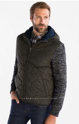 Модная деми куртка с вязаными рукавами от C&A, Германия