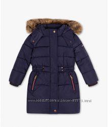 Фирменная теплая удлиненная куртка C&A