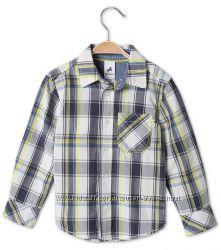 Фирменные рубашки для мальчиков C&A Cunda