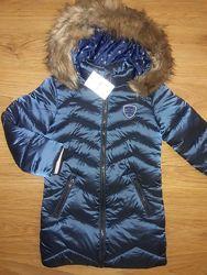 Фирменная удлиненная куртка C&A Германия