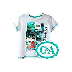 Фирменная хлопковая футболка C&A Cunda Германия по супер цене