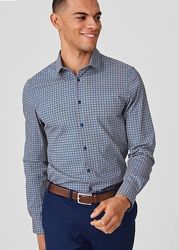 Фирменные качественные мужские рубашки C&A Cunda Германия
