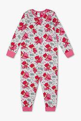 Хлопковые пижамы, кигуруми для девочек C&A Cunda