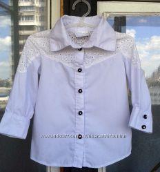 Школьные рубашки Barbarris, вышиванка, лосины