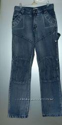 Брюки, джинсы на рост 158-164. Много одежды в отличном состоянии