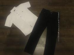 Легкие брюки фирмы Philipp Plein  Турция размер 152-158 см.