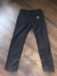 Брендовые черные брюки фирмы  Philipp Plein Турция