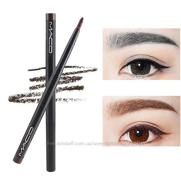Подводка для глаз, карандаш для макияжа Maco Китай автоматический