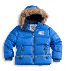Яркие и  стильные теплые курточки. С&А Паломино Германия.  Размер 116.