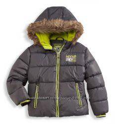 Яркие и стильные теплые курточки. С&А Паломино Германия. Размер 110