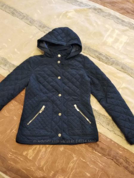 Куртка деми для девочки 146 рост Остин