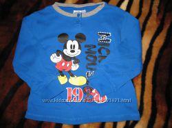 Продам пижамку DISNEYна мальчика 3-4года