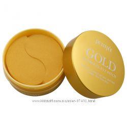 Гидрогелевые патчи с золотым комплексом Petitfee Gold Hydrogel Eye Patch