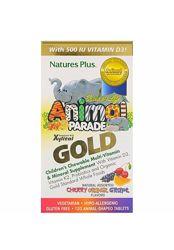 Animal Parade Gold мультивитамины парад животных, Америка