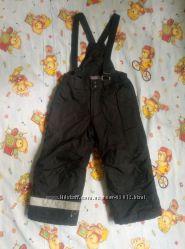 Зимние штаны H&M р. 104