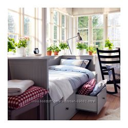Раскладная кровать Хемнес от Икеа