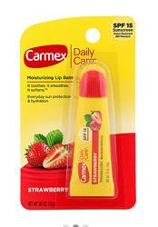 Carmex бальзам для губ,  Кармекс. Клубника, вишня