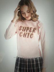 Нарядный свитер C&A