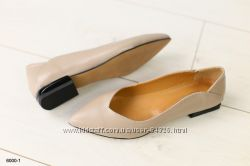 314fb3367 Р. 36-40 Шикарные балетки натуральная кожа замша 3 цвета ...
