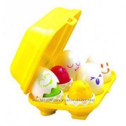 В наличии Игрушка для ванной Tomy Веселые яйца E1581