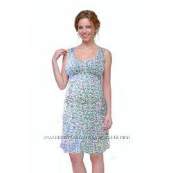 Ночная рубашка для беременной и кормящей мамы Honey