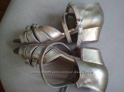 Обувь для бальных танцев блок 19. 3 стелька