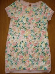Красивое платье Mayoral, надевалось 1 раз.