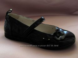 Туфли нарядные для девочки р. 28