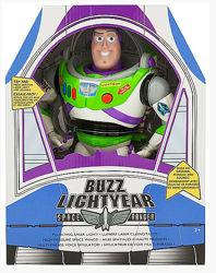 Говорящий Базз Светик История игрушек 30см Buzz Lightyear Talking Figure