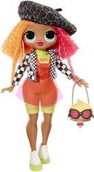 LOL Surprise OMG Neonlicious Большая кукла LOL Лол сюрприз Леди Неон