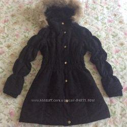 Демисезонная удлиненная куртка Tally Weijl