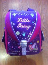 Ортопедический рюкзак для девочки