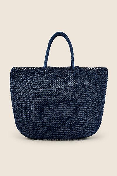 Пляжная плетеная сумка Women&acutesecret