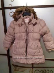 Деми куртка Primark, 116, 5-6 лет