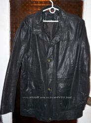 Кожаная куртка TCM