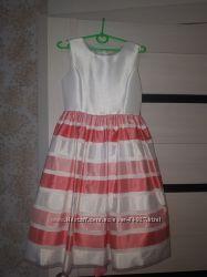 Шикарное нарядное платье для нехуденькой девочки На выпуск и не только