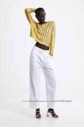 Кроп свитер Zara. Оригинал, Испания