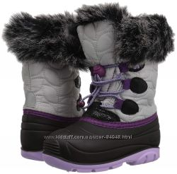 Зимние непромокаемые сапоги Kamik Lychee Snow Boot. Оригинал