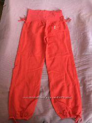 Льняные брюки беременной