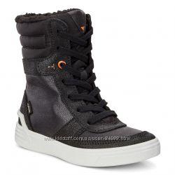 Сапоги ботинки ECCO. Новая коллекция