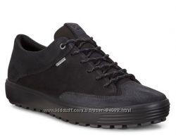 Осенние мужские туфли ECCO SOFT 7 с GORE-TEX