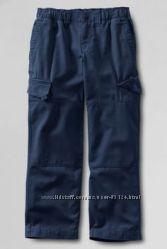 Утепленные брюки Lands end р. 140