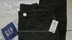 Вельветовые брюки GAP р. 140