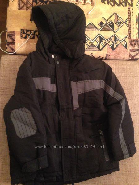Теплая курточка Marks&Spencer