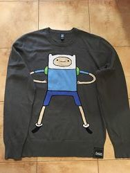 Свитер мужской Adventure Time