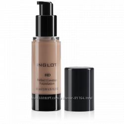 Пробники тонального крема Inglot HD